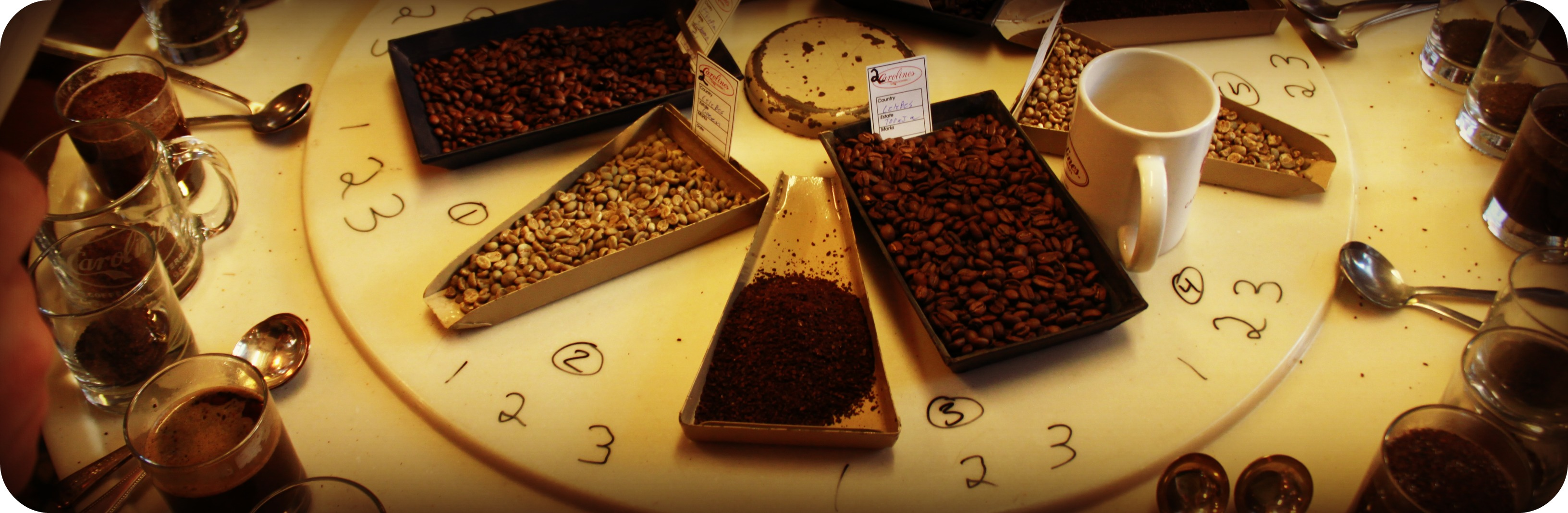 Cupping Header