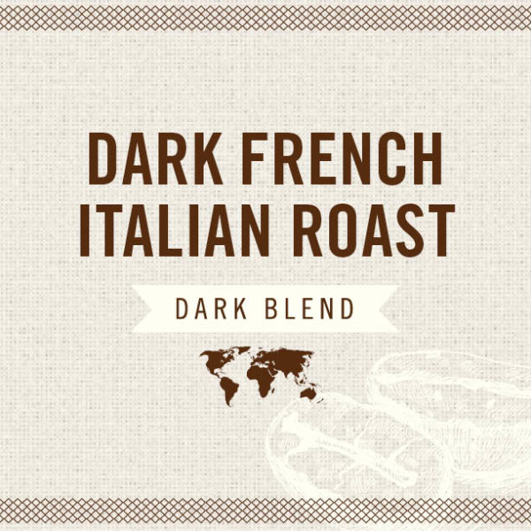 Dark French Italian