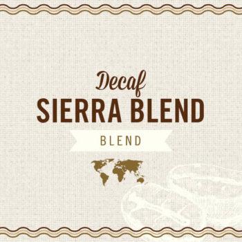 Decaf Sierra Blend