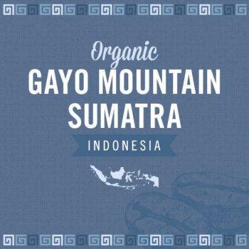 Organic Gayo Mountain Sumatra