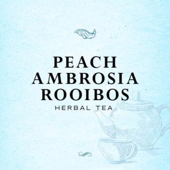 Peach Ambrosia Rooibos