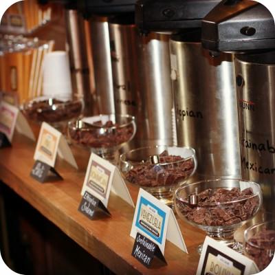 Chocolate and Coffee: Yum!