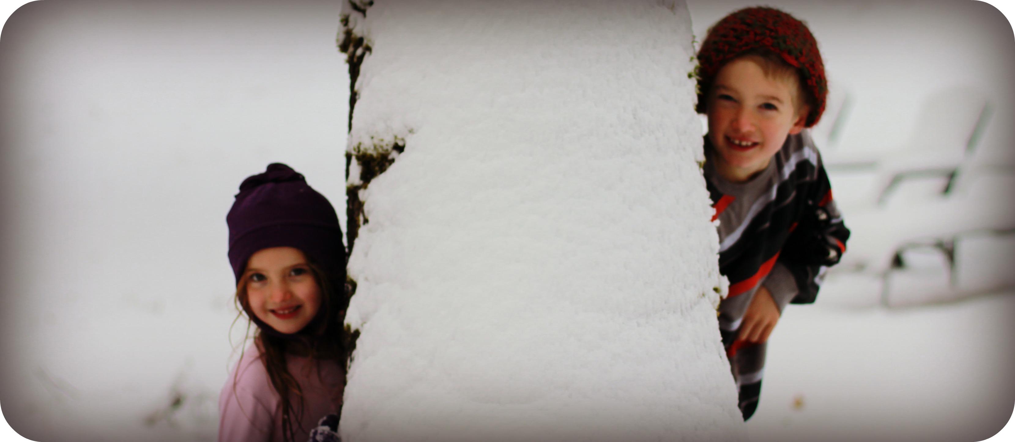 Snowy Day Header