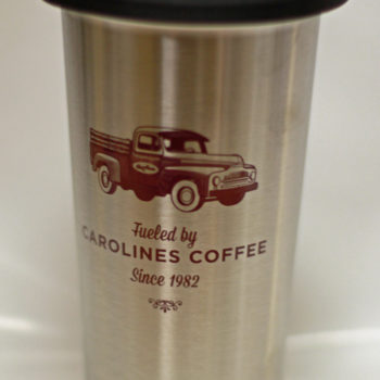 Carolines Stainless Travel Mug
