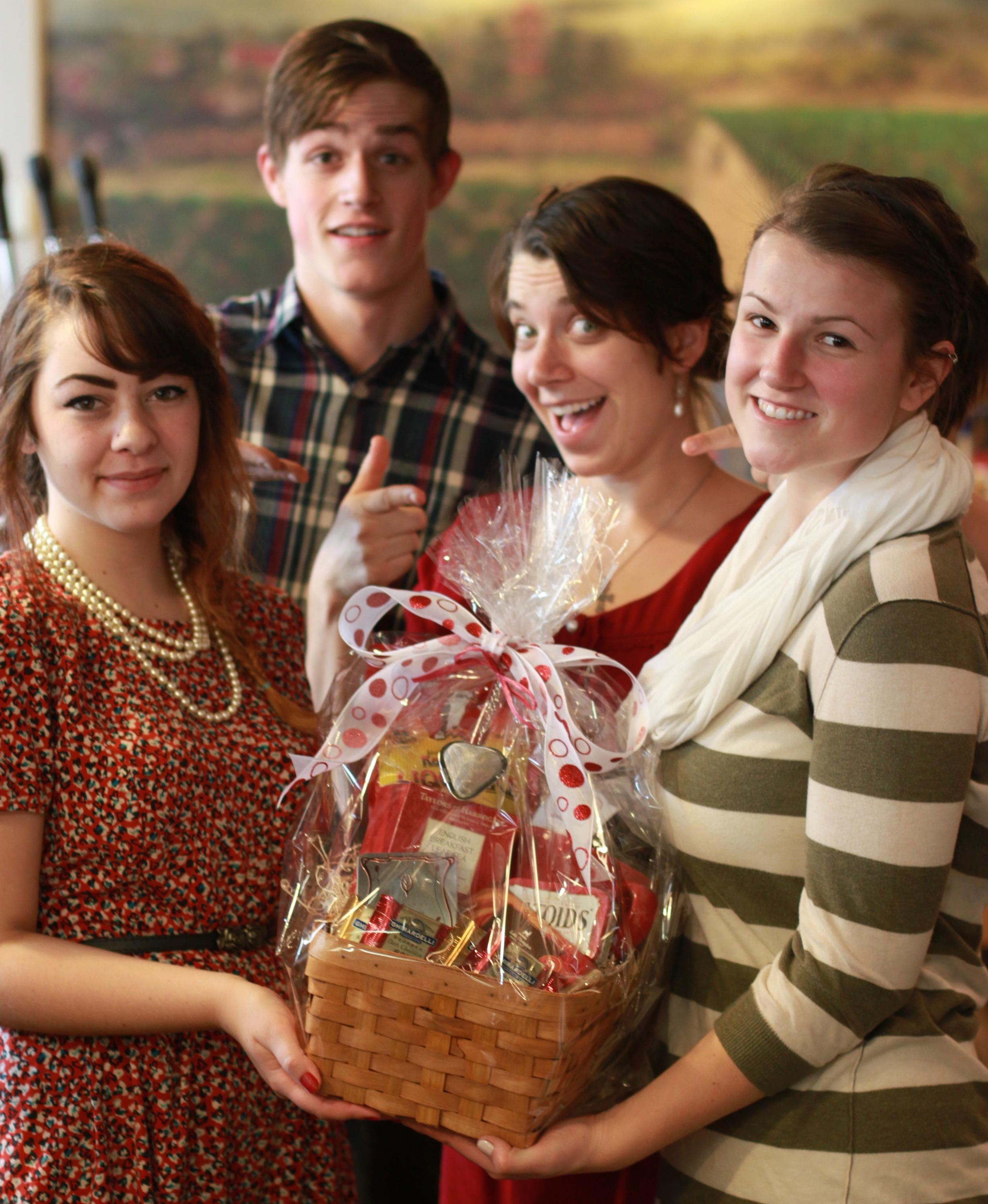 February Gift Basket 2