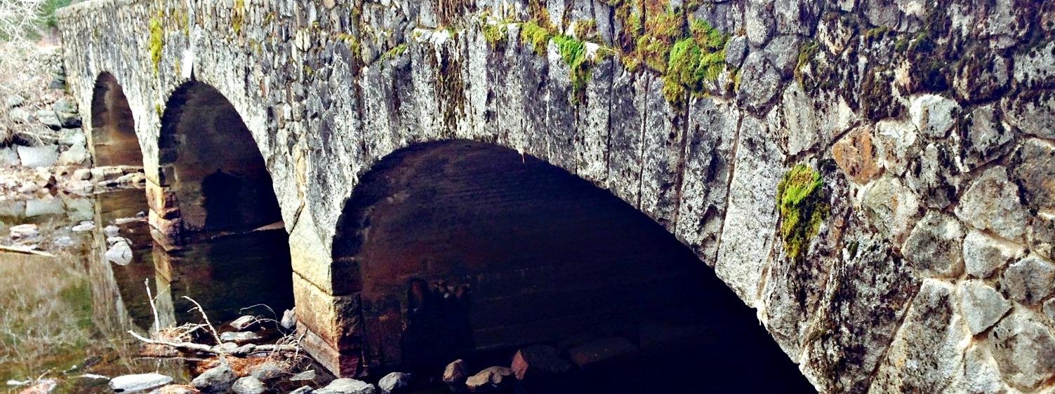 Yosemite Bridge Cropped