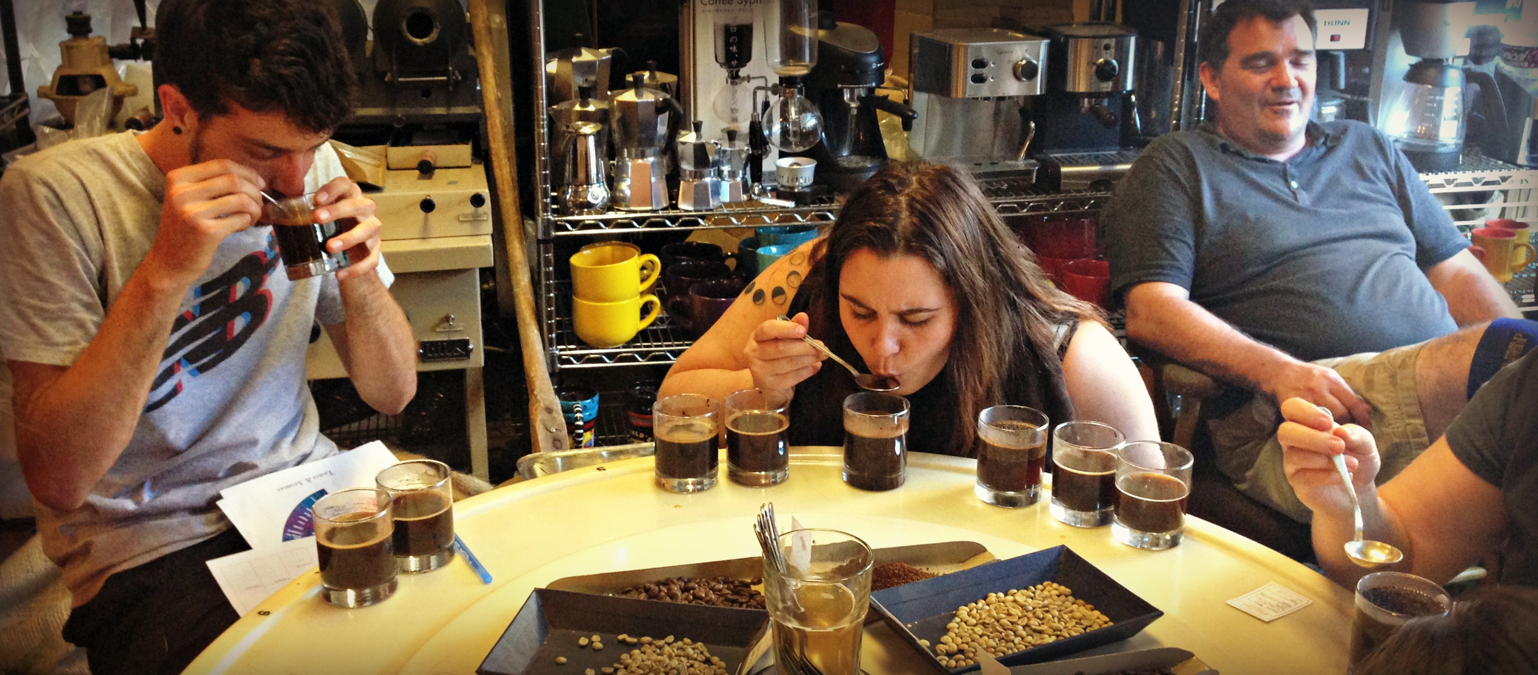 Employee Cupping May