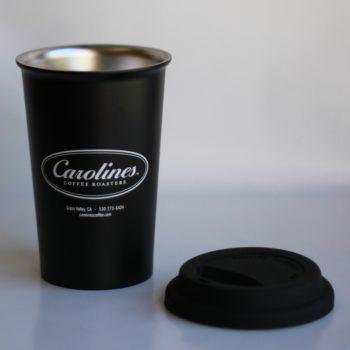 Carolines 12 oz Stainless Mug