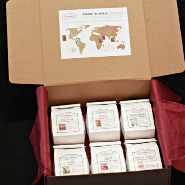 Around the World Sampler (Large)