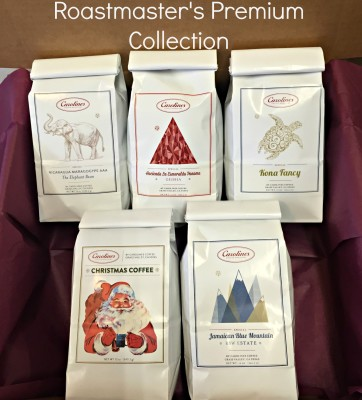 Roastmasters Premium Collection