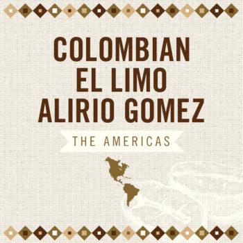Colombian El Limo Alirio Gomez