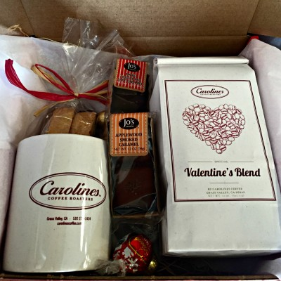 Need a gift for your sweetheart?  Call us for a custom box.