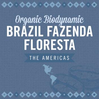 Organic Brazil Fazenda Foresta