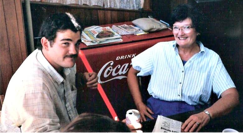 Trace and Caroline 1988