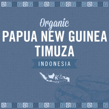 Organic Papua New Guinea Timuza