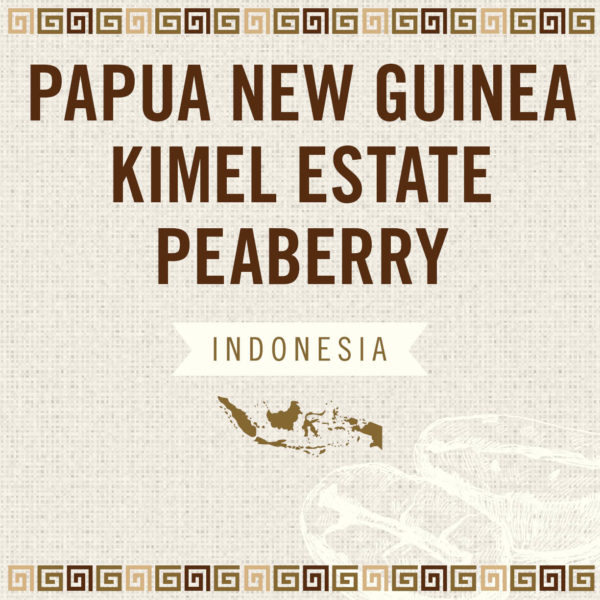 Papua New Guinea Kimel Estate Peaberry