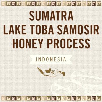 Sumatra Lake Toba Samosir Honey