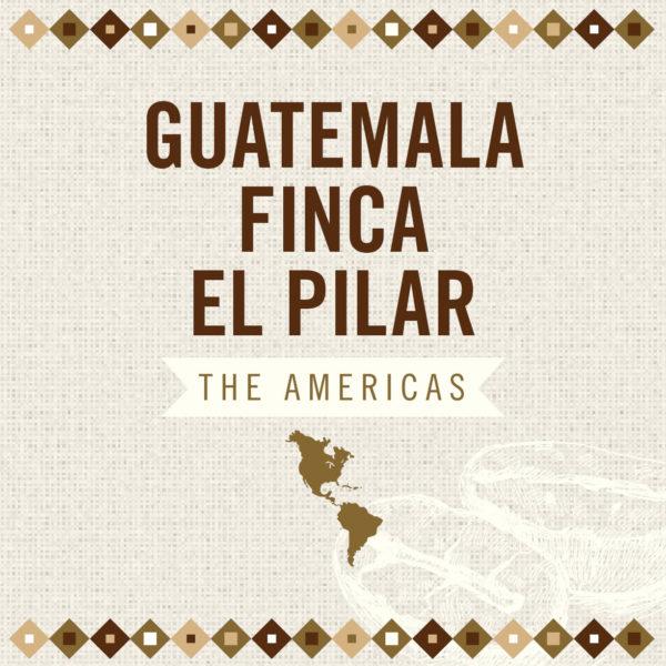 Guatemala Finca El Pilar