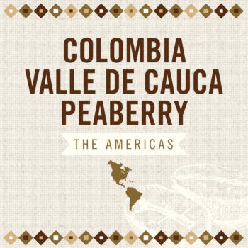 Colombia Valle de Cauca Peaberry