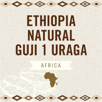 Ethiopia Natural Guji 1 Uraga
